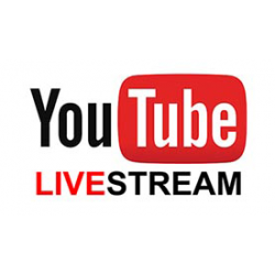 Streaming Live on YouTube, Click Here