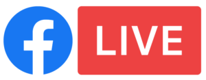 Streaming Live on Facebook: Click Here